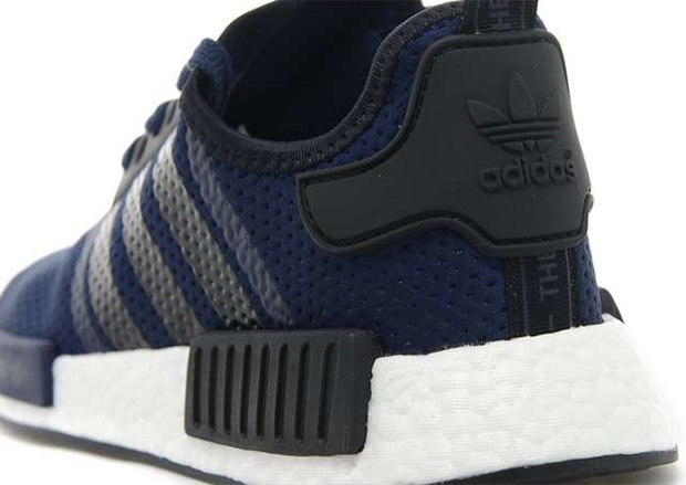 adidas NMD R2 W shoes black Stylefile