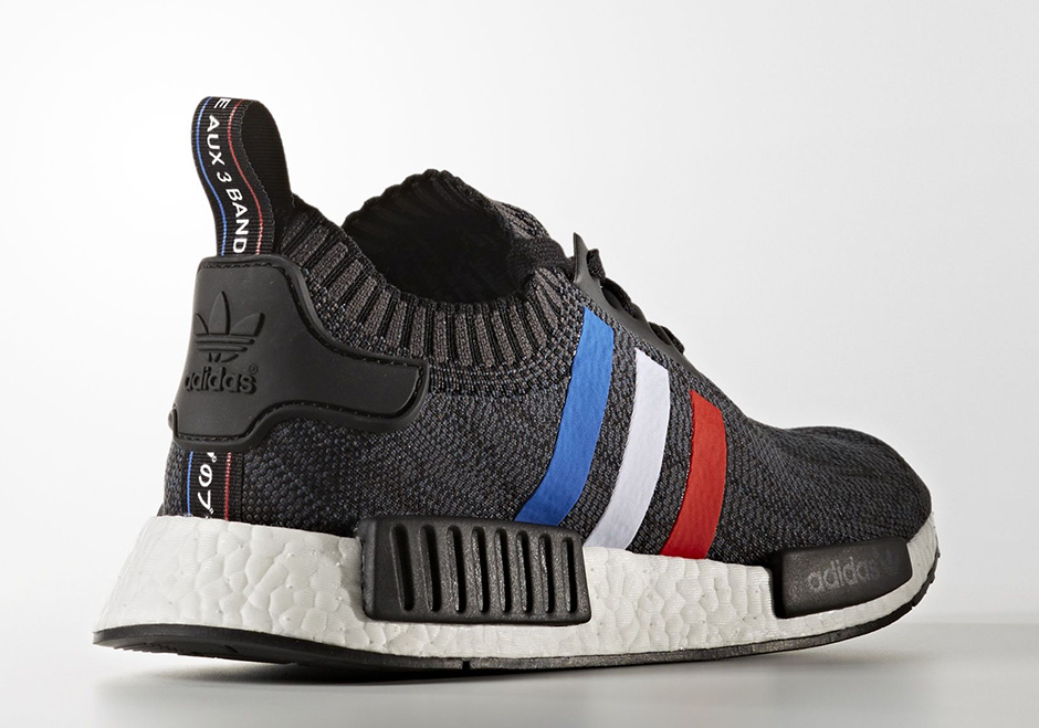 340e679eb3782 adidas NMD R1 Primeknit Tri-Color December 2016