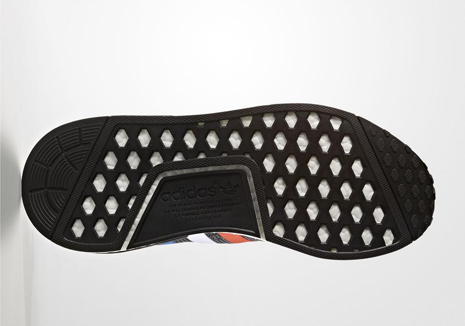 Adidas Nmd R1 Primeknit Bb2887 Tricolor LXj7n