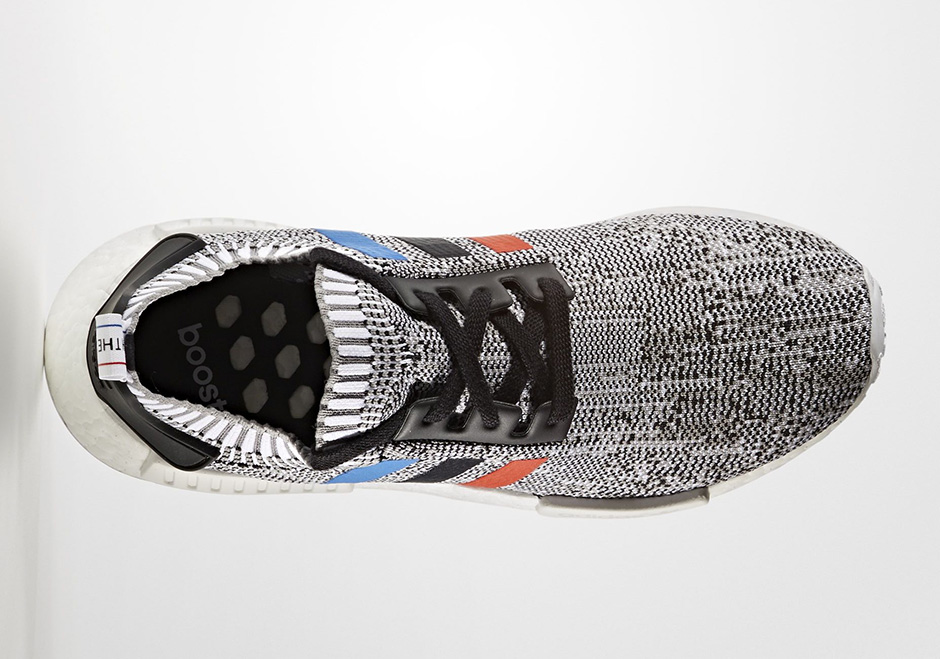 Adidas Nmd R1 Primeknit Tre Colori In Vendita idTt0