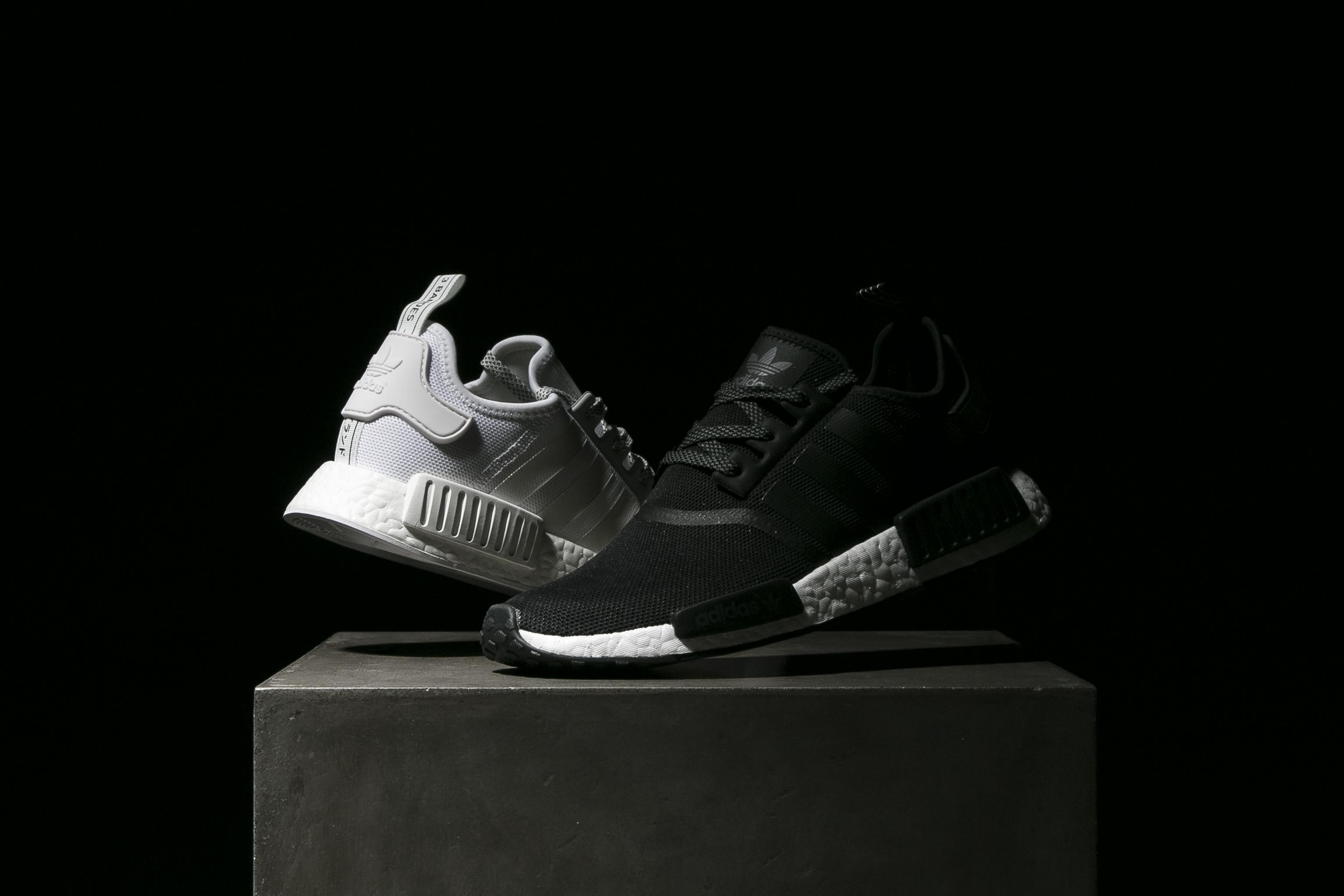 53471e7137f58 adidas NMD Reflective Black and White | SneakerNews.com
