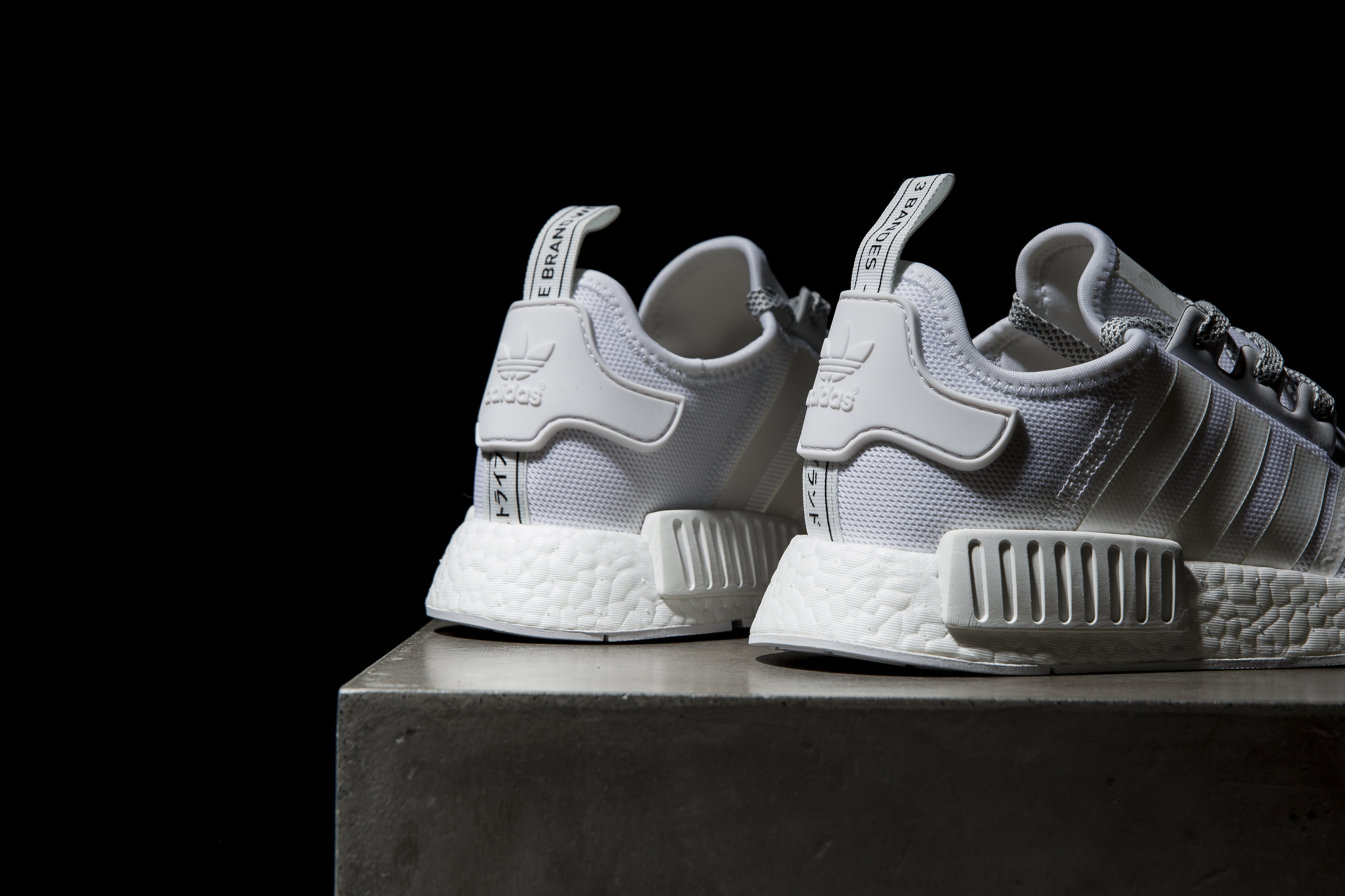 021d17ce361a1 adidas NMD Reflective Black and White