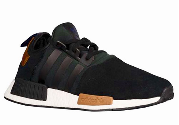 adidas nmd r1 coming in suede and leather. Black Bedroom Furniture Sets. Home Design Ideas
