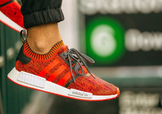 "adidas Announces New NYC Flagship With adidas NMD ""Red Apple"""