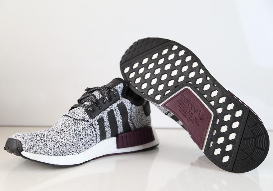 Adidas Nmd R1 Mujeres Marrón FQIoGp