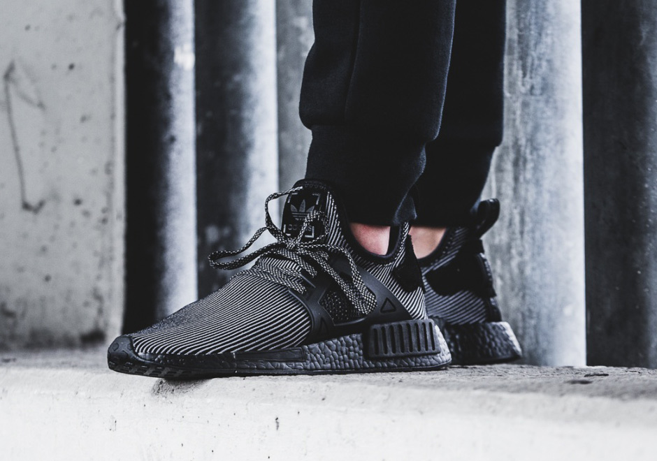 6b2e1cb37d643 adidas NMD XR1 Black Boost September Release | SneakerNews.com