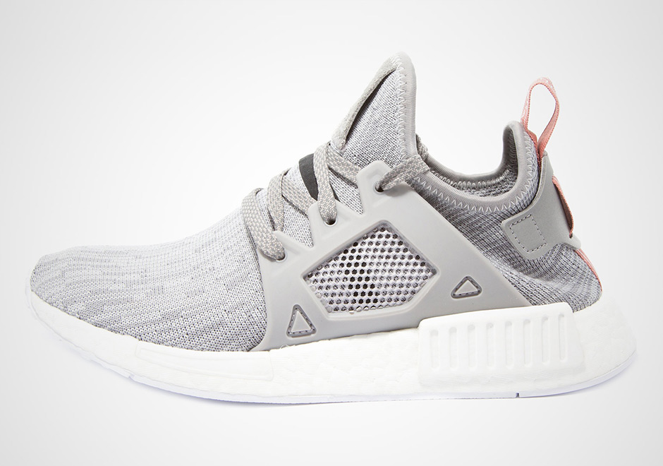 adidas NMD XR1 Women Grey Pink BB3686  6777e959c2