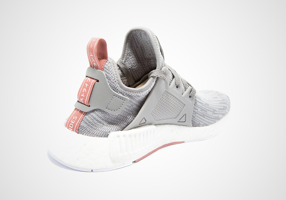 adidas shoes for girls new adidas nmd r1 womens grey and white ... 8c0e47d444