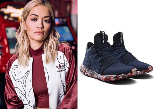 Rita Ora and adidas Originals Return For Fall 2016 Collection