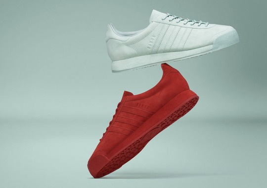 The adidas Samoa Pigskin Pack Continues With Two New Colorways