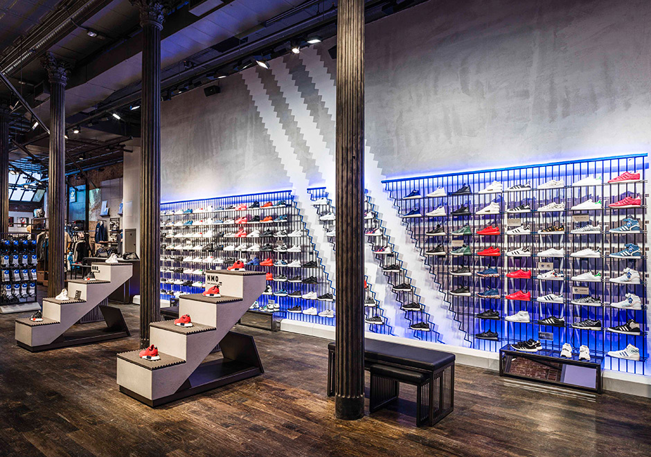 adidas store in new york