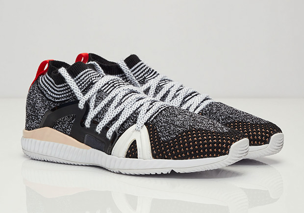5f0fd8c08874b4 Stella McCartney adds even more style to her lineup of adidas sneaker  silhouettes with this newest addition
