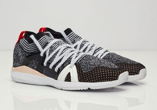 adidas And Stella McCartney Team Up For Primeknit Training Shoe