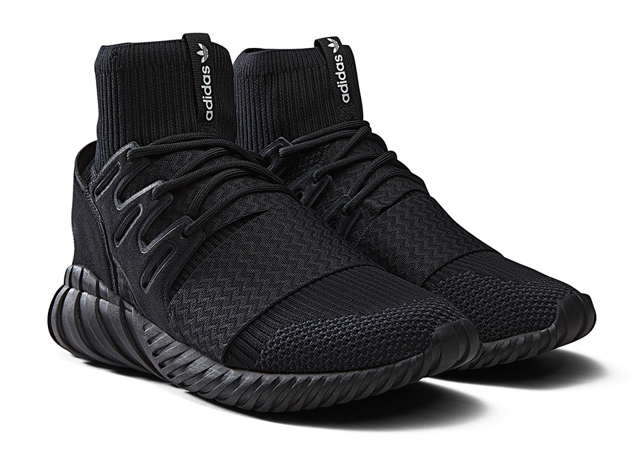 adidas men's tubular doom primeknit