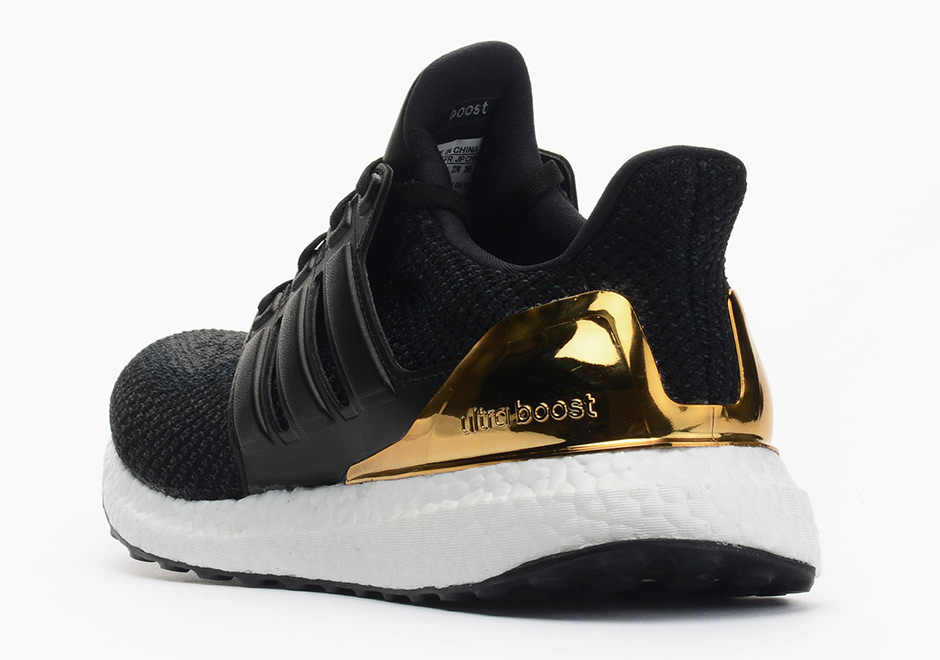 Adidas Ultra Boost Ltd Gold Medal