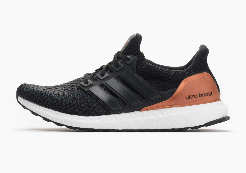 """fe9ce95ec Up Close With The adidas Ultra Boost """"Bronze"""""""