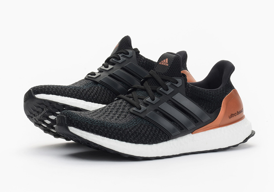 """new products 21545 4a1fa Up Close With The adidas Ultra Boost """"Bronze"""" - SneakerNews."""