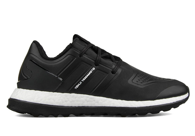 2ddf60f89 The adidas Y-3 Pure BOOST ZG Arrives In A Sleek Black White
