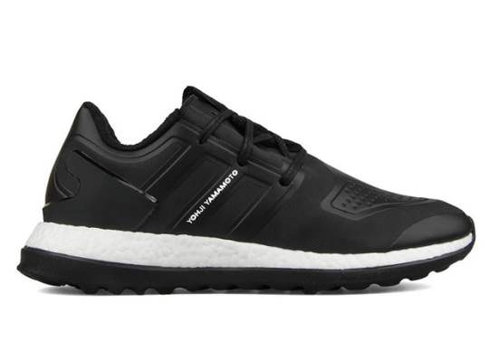 The adidas Y-3 Pure BOOST ZG Arrives In A Sleek Black/White