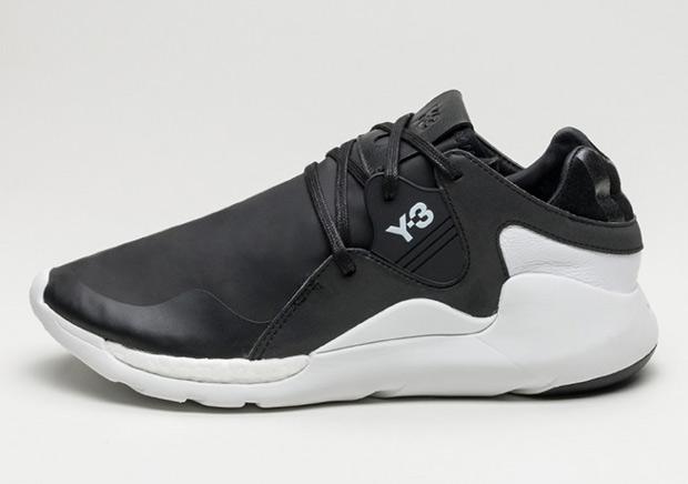 d86b7855e A Fall-Ready adidas Y-3 QR Run Is Hitting Stores Soon