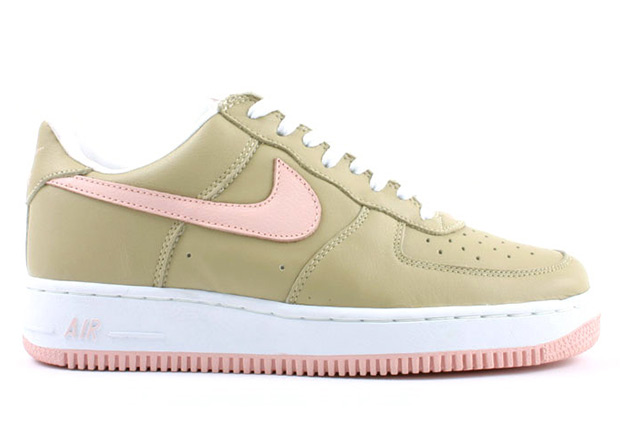 "a5e58eddd21e One of the most sought-after sneakers in history is returning this year.  We re referring to the ""Linen"" Air Force 1"