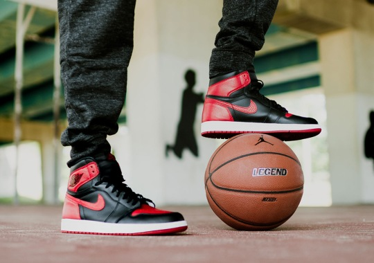 "Complete Release Info For The Air Jordan 1 ""Banned"""