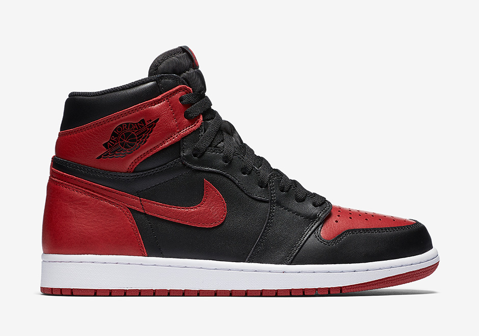 c73db162cd49d9 Air Jordan 1 Banned Release Details and Price Info