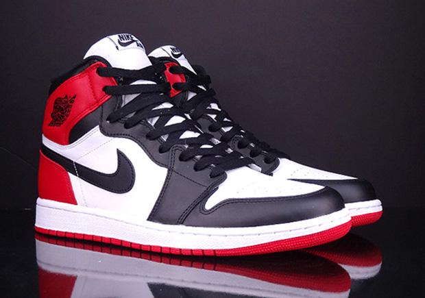 "25ceab2d85168b Air Jordan 1 ""Black Toe"" Returning In 2016"