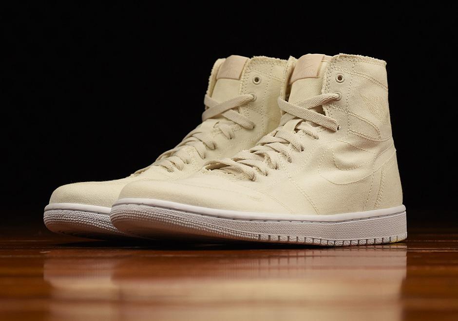 The Air Jordan 1 High Gets Completely