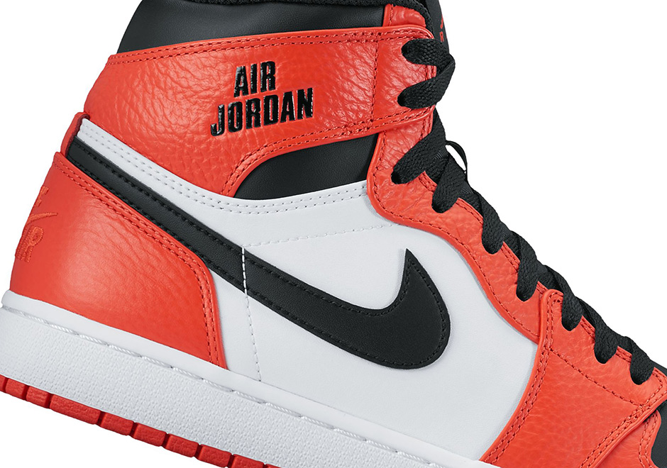 best cheap b7121 2e839 A Completely New Style Of The Air Jordan 1 Is Revealed