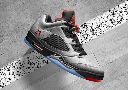 Jordan Brand Re-releases The Neymar x Air Jordan 5 Low