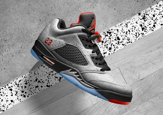new arrival 7acdc 4e220 Jordan Brand Re-releases The Neymar x Air Jordan 5 Low