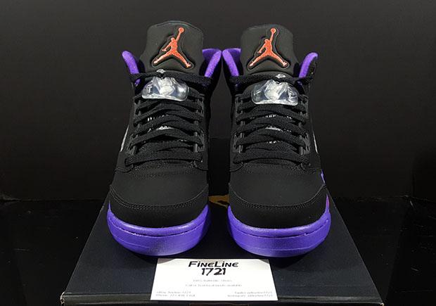 """Air Jordan 5 GG """"Raptors"""""""