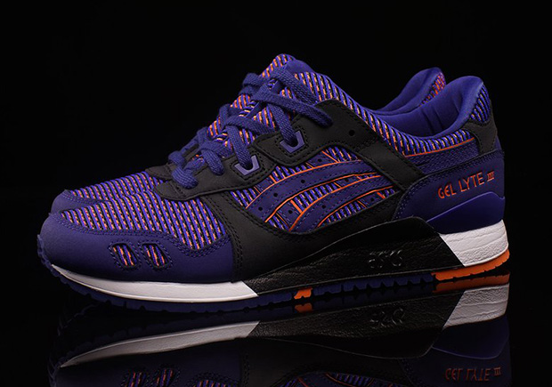 asics gel lyte 3 orange blue