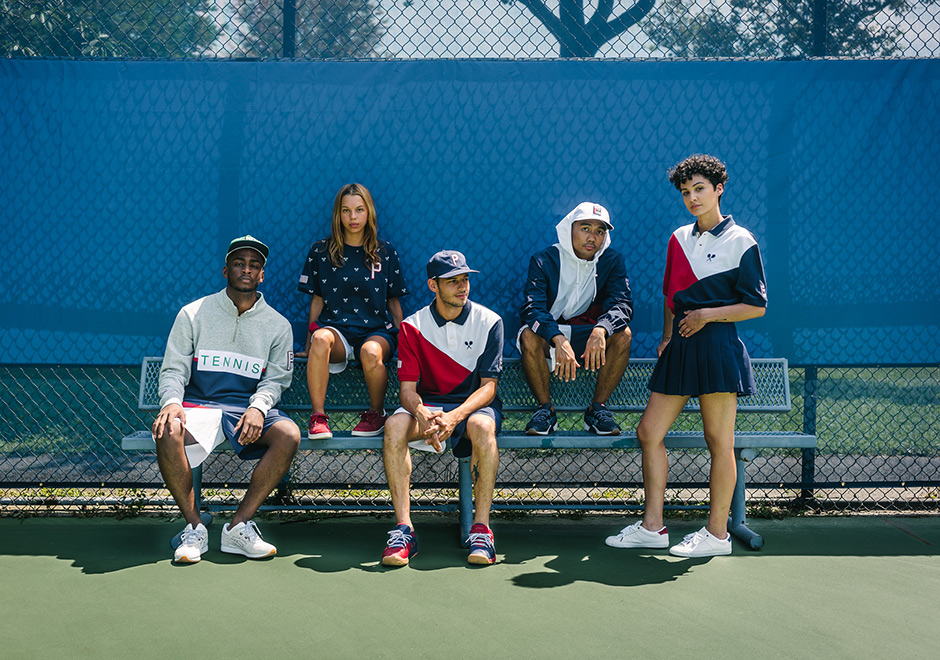 Packer Shoes, ASICS, And Mitchell & Ness Serve Up A Winning Collection Inspired By U.S. Open