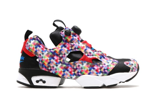 """atmos Designs A Reebok Instapump Fury Inspired By The """"Electric Town"""""""