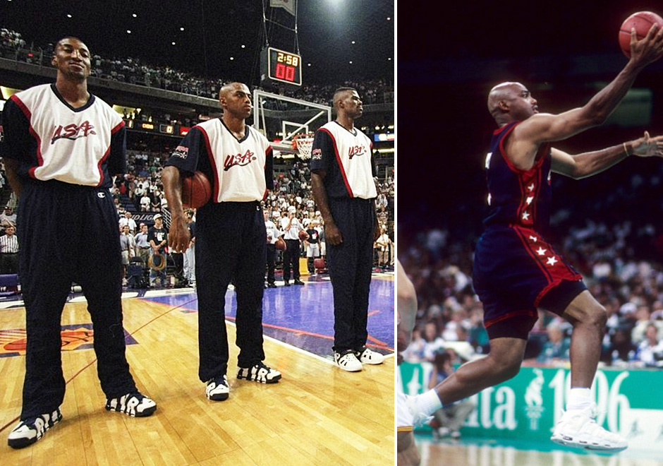 928869870024 Considered by many as the greatest USA basketball shoe ever