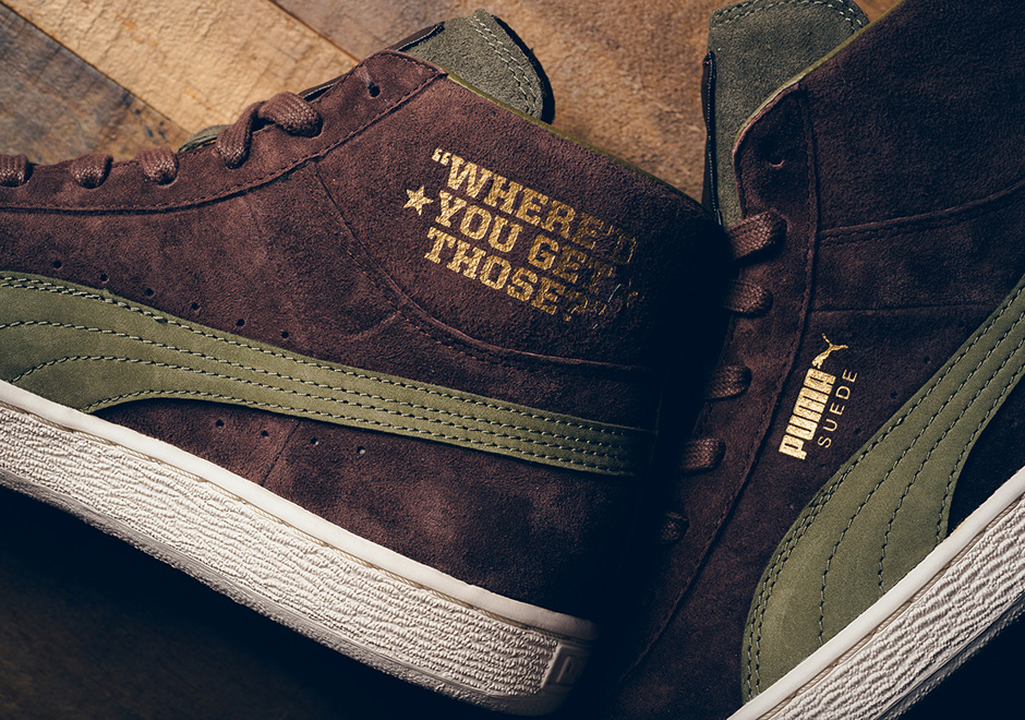 Puma Blesses Sneaker Legend Bobbito Garcia With Two Collaborations ... 46afea2a9