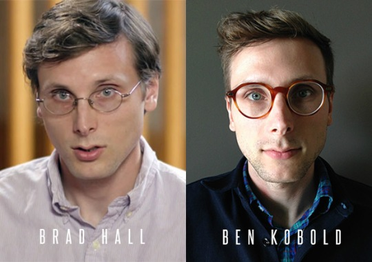 Brad Hall, Infamous Sneaker Reviewer, Is An Actor Named Ben Kobold
