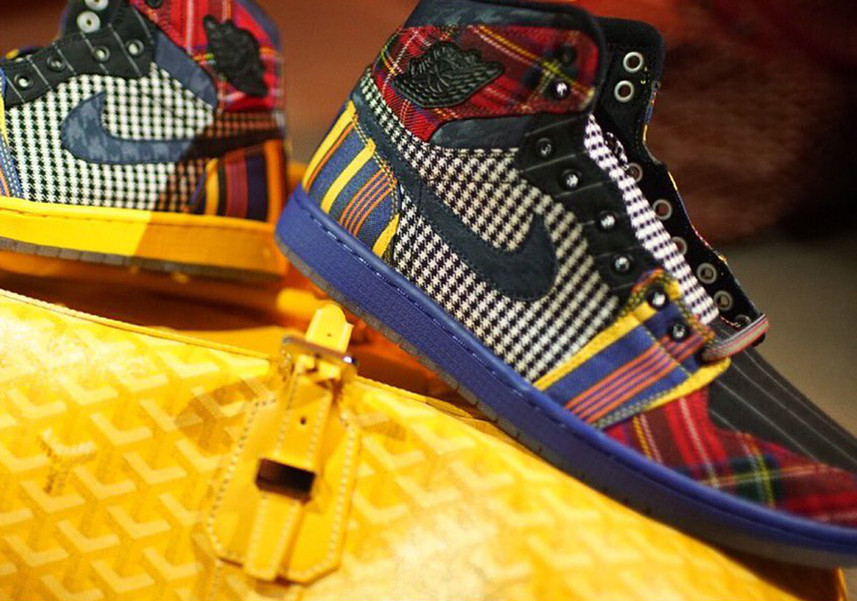 Craig Sager Jordan 1 | SneakerNews.com