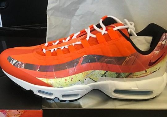Dave White x Nike Air Max 95 NS