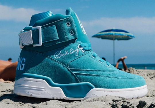 Summer-Friendly Turquoise Hits The Ewing 33 Hi