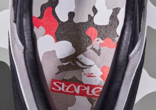 Staple and FILA Drop Massive Capsule Collection