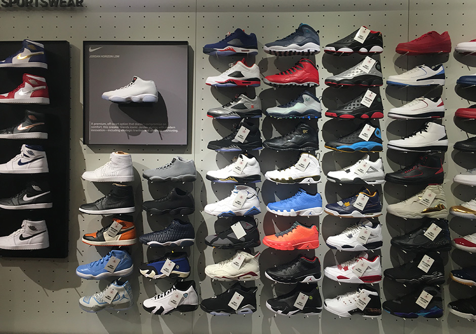25659e58e7f Here's A Recap Of What Restocked At Foot Locker's New 34th Store