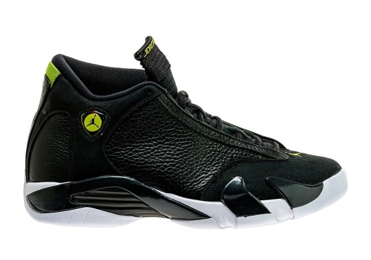 "Release Details For The Air Jordan 14 ""Indiglo"""