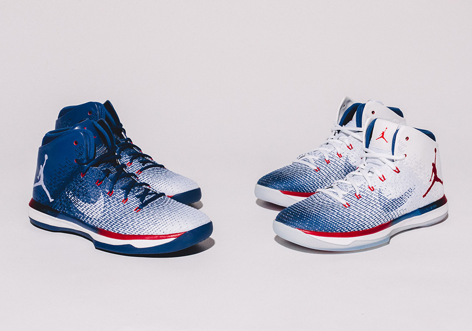 super popular c647a 4ff8a Jordan 31 Olympic Colors   SneakerNews.com