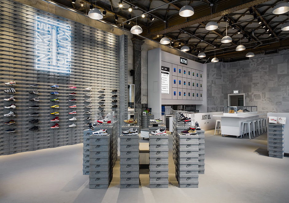 a397ca3993700 Kith Nike Pop-Up NYC Location and Hours