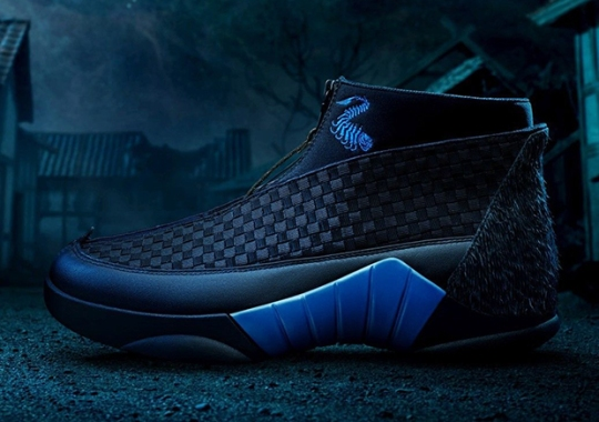 The Kubo x Air Jordan 15 Auctions Are Live Now