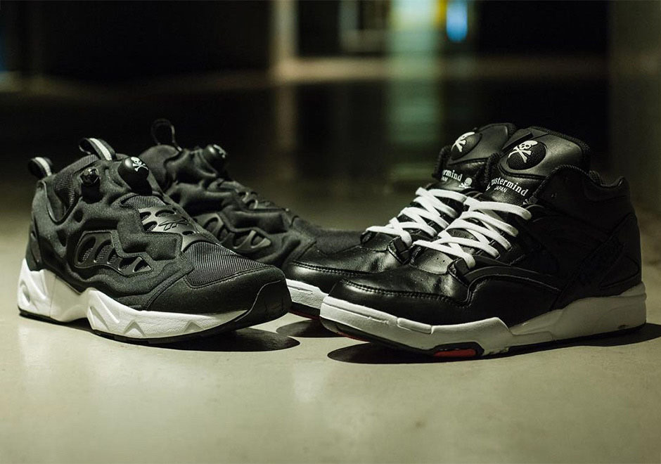 mastermind JAPAN Drops Another Reebok Collaboration Today