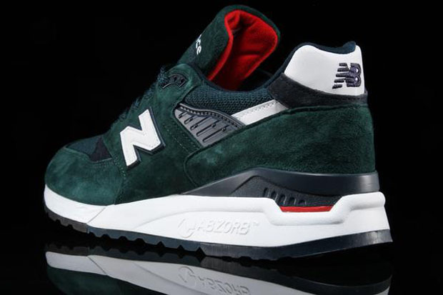 separation shoes 9aaca bbc3f New Balance 998 Age of Exploration Dark Teal | SneakerNews.com